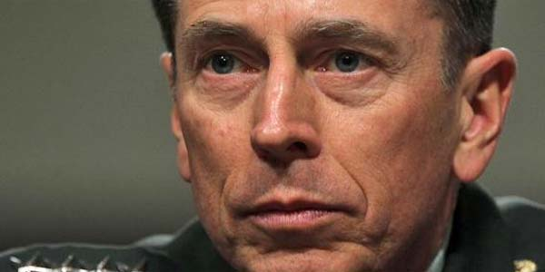 Retired U.S. Army Gen. David Petraeus