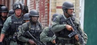 police-militarized
