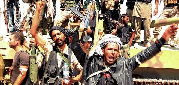 Many Rebels How Syria