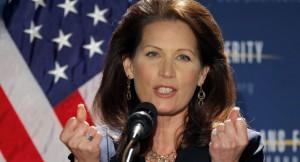 Former Rep. Michele Bachmann, R-Minn.