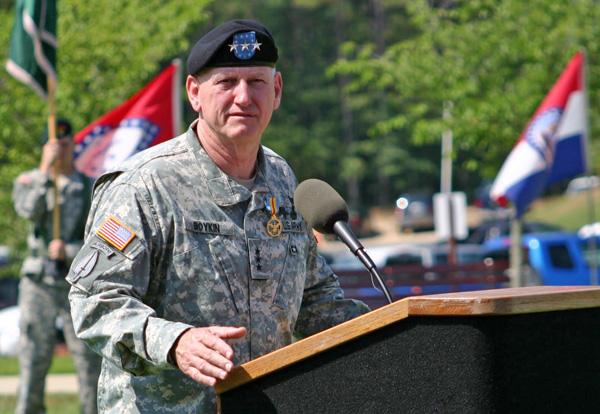 Lt. Gen. Jerry Boykin