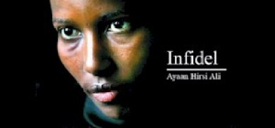 Author and Muslim reformer Ayaan Hirsi Ali