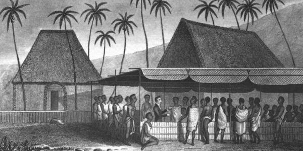 Hawaiian missionaries