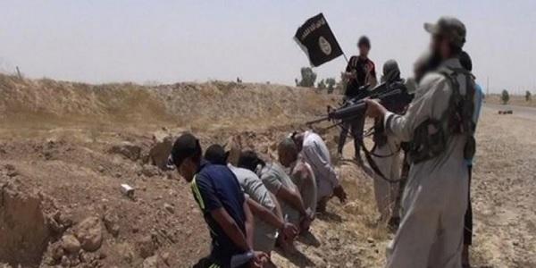 ISIS atrocity