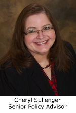 Cheryl Sullenger is a writer and senior policy analyst for Operation Rescue