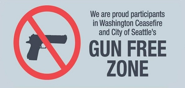 """A study by Pew Research showed that the only gun crimes on the rise over the last two decades have been mass shootings in gun-free zones or so-called """"soft targets."""""""
