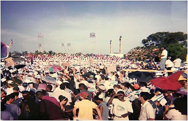 The Evangelical Celebration of Cuba – 1999