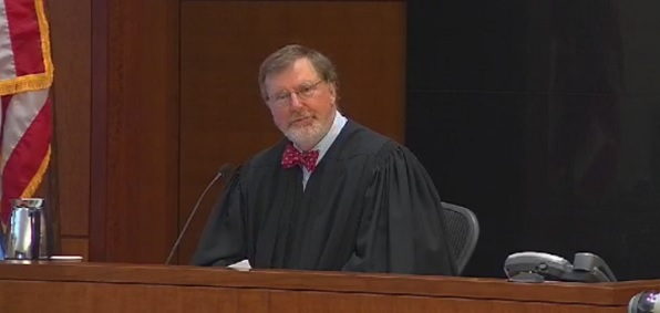 Judge James Robart