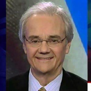 Pulitzer Prize winning journalist Michael Goodwin