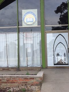 Darul Uloom mosque on 12 Mile Road in Warren