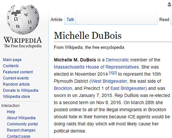 Michelle-DuBois-Wiki