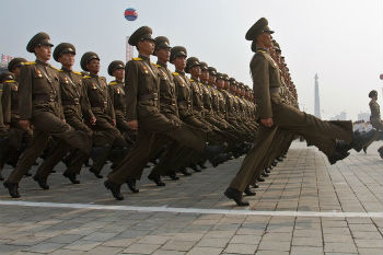 North-korea-parade