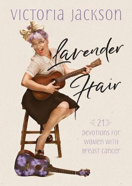 lavender hair cover
