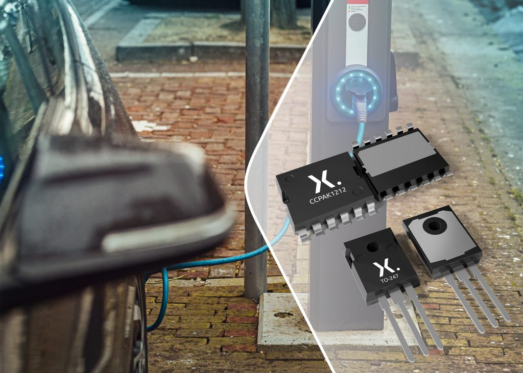 Nexperia announces next generation 650 V Gallium Nitride (GaN) Technology - What's New in Electronics