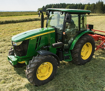 John Deere New Tractors For Small Scale Farming