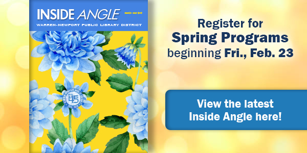 Inside Angle Spring 2018