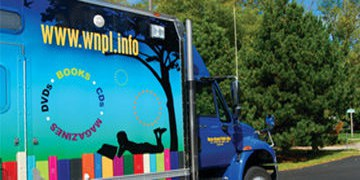 Visit the Bookmobile