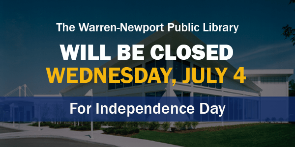 Independence Day, July 4, closings,
