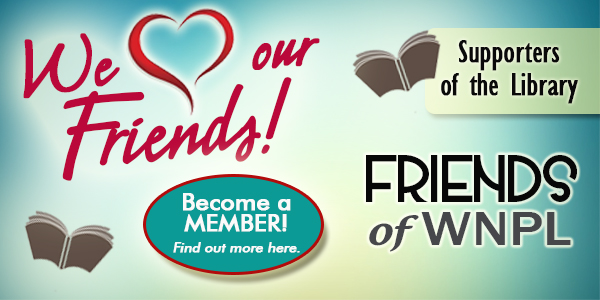 Friends of the Library, Friends of WNPL, Friends