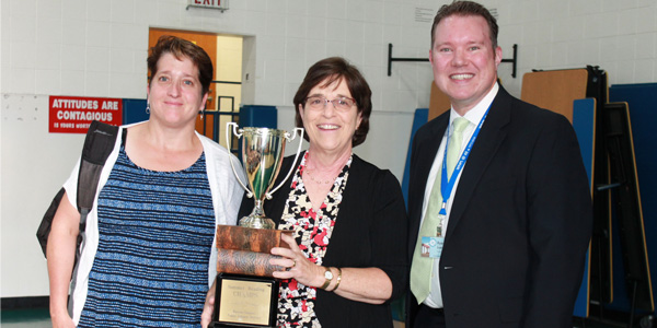 SRP Trophy, Summer Reading Program