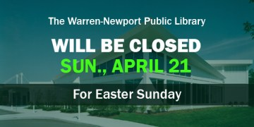 Easter Holiday Closing