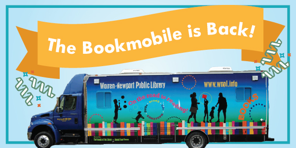 bookmobile, on road