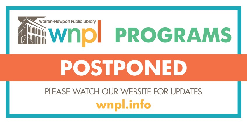 programs, postponed, programming