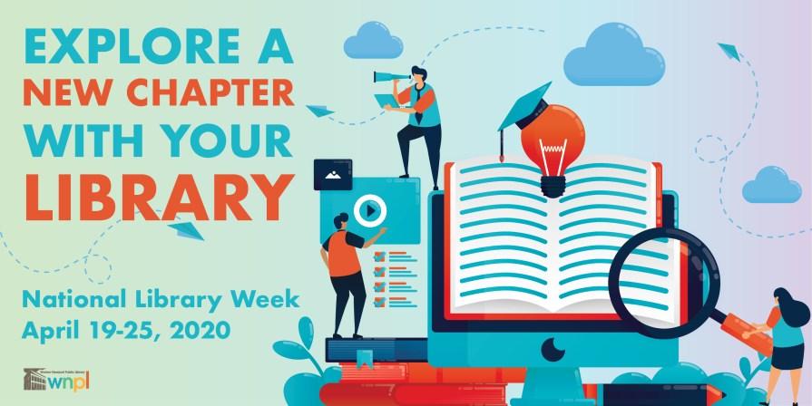 national Library Week, Library Week, libraries