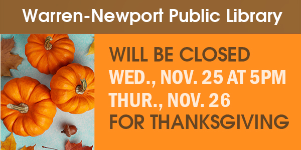 thanksgiving, holiday, holidays, closings, scheduled closings