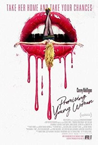 Movie poster large mouth with woman inside