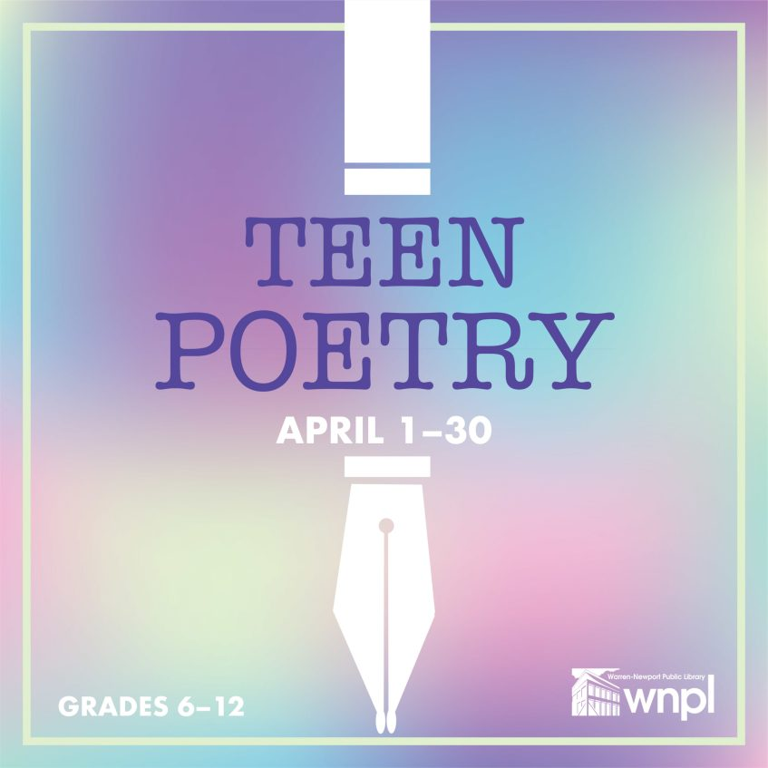 Teen Poetry April 2021