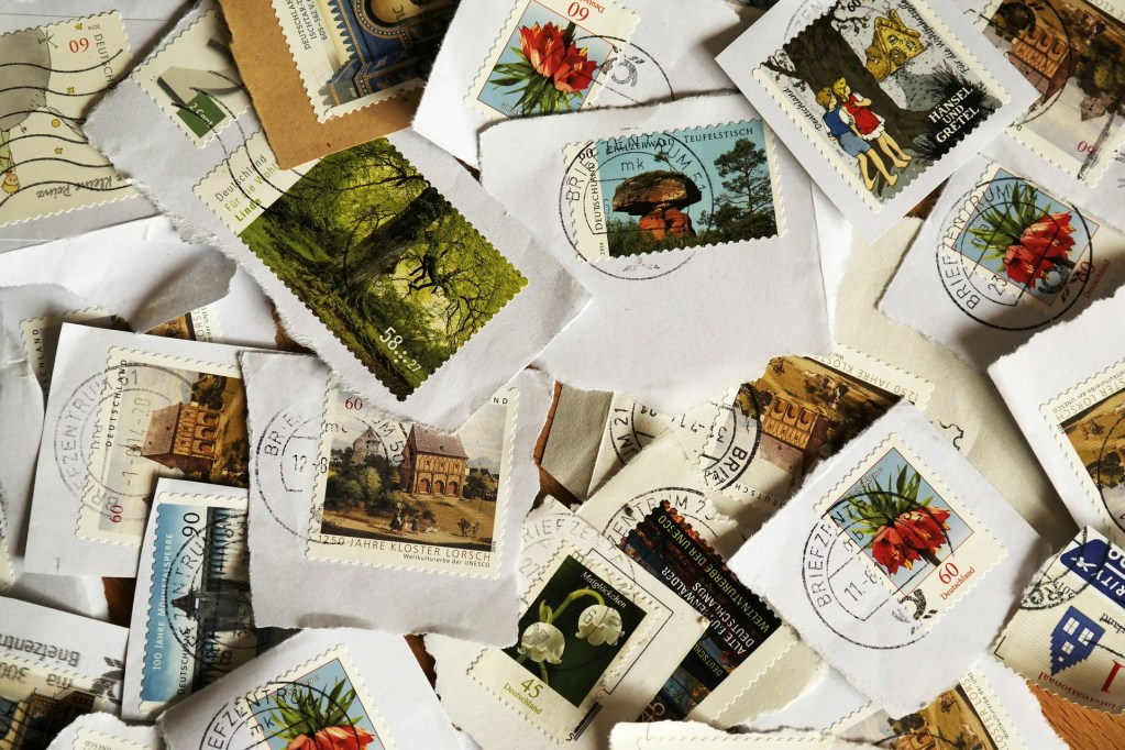 Collect Stamps for Charity