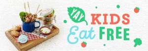 Kids Eat Free at Jamie's Italian