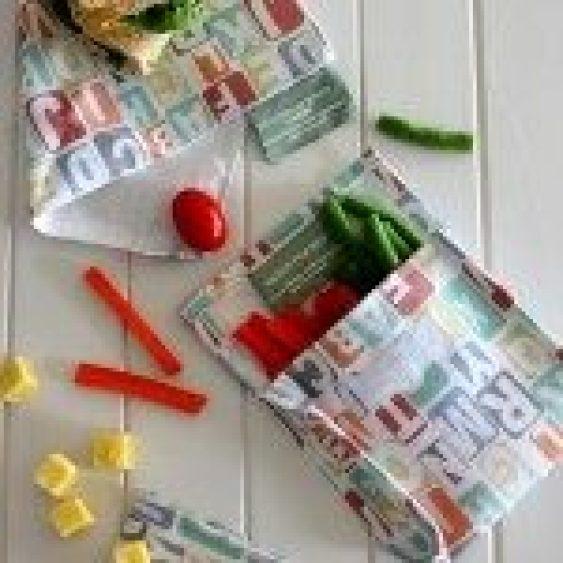 Eco Snack Wrap