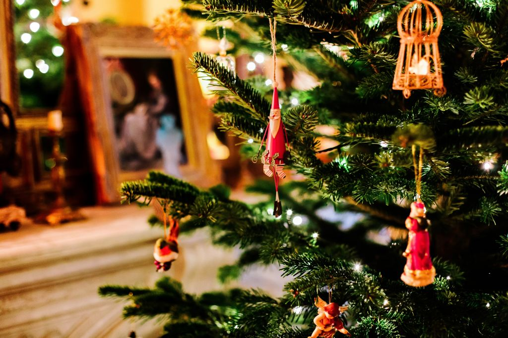recycle your christmas tree for charity