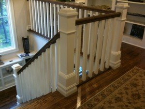Box Newel Post