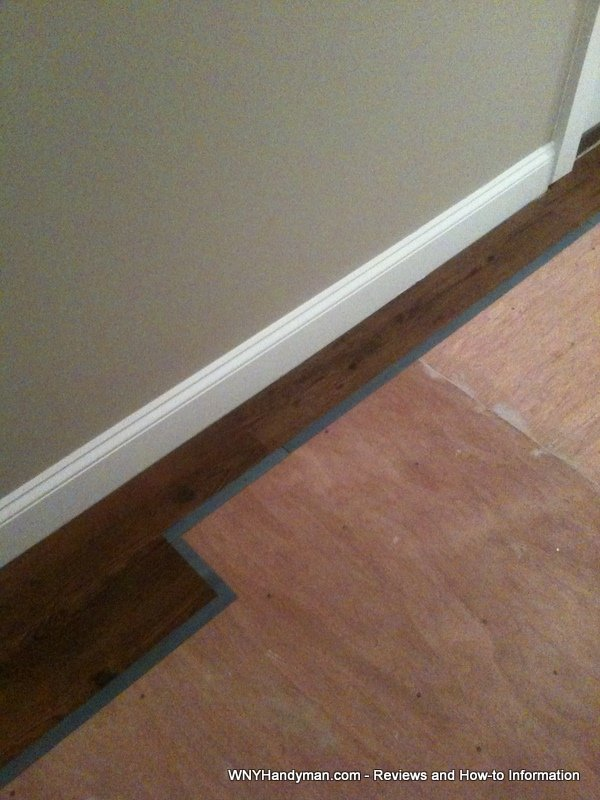 Allure Floor Installation And Review Wny Handyman