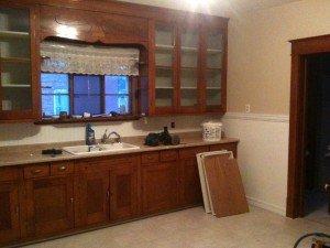 Depew Rental - Kitchen