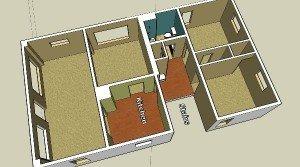 floorplan garfield