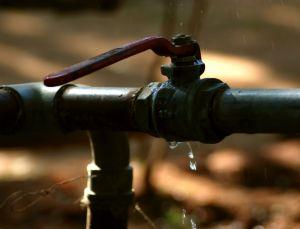 leak in pipe within slab