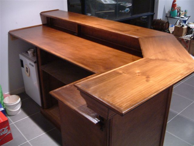 Build Your Own Home Bar  DIY  WNY Handyman