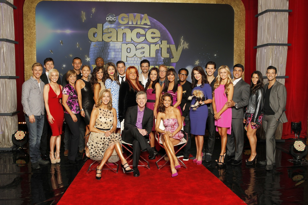 ABC announces this seasons Dancing with the Stars celebrity and professional pairings
