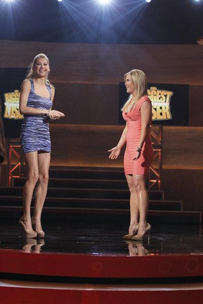 Anna Kournikova joins NBCS The Biggest Loser for season 12