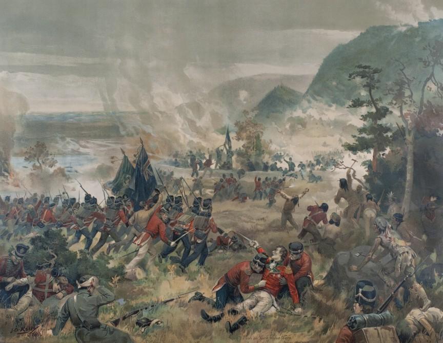 Western New York Heritage presents The War of 1812 Volume 1