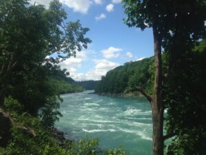 Niagara River Gorge. Photo Credit: Andrea Locke, WNY PRISM.