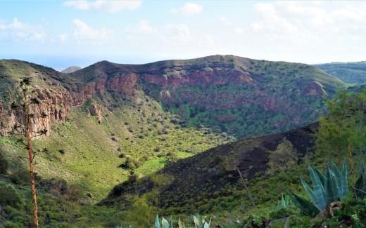 Bandama Krater auf Gran Canaria