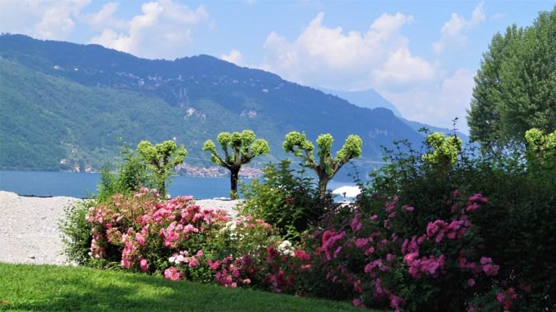 Mandello del Lario, am Lago di Como oberitalienische seen