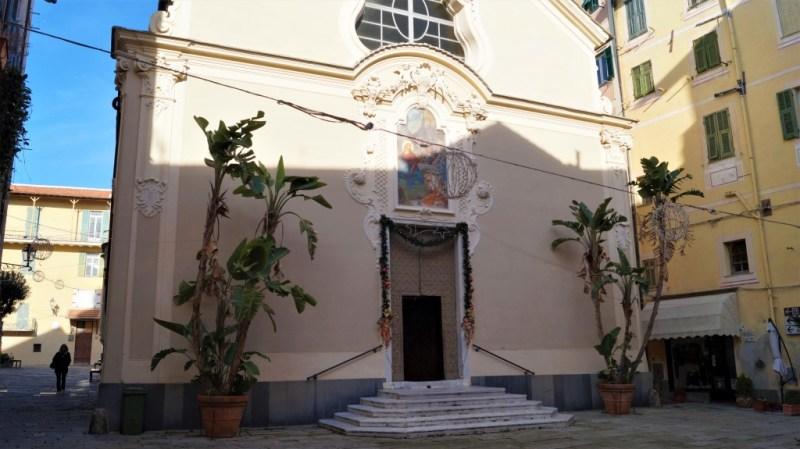 Chiesa di Santa Maria Maddalena in Bordighera