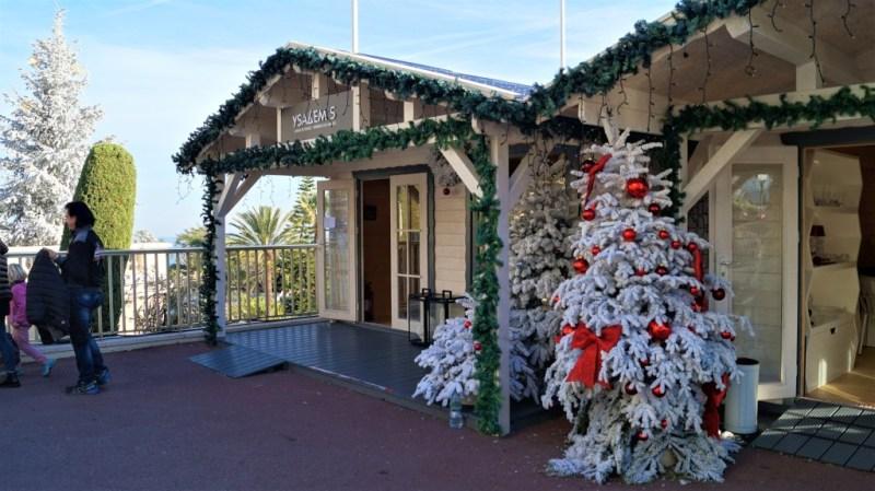 Monaco - Weihnachtsmarkt in Monte Carlo