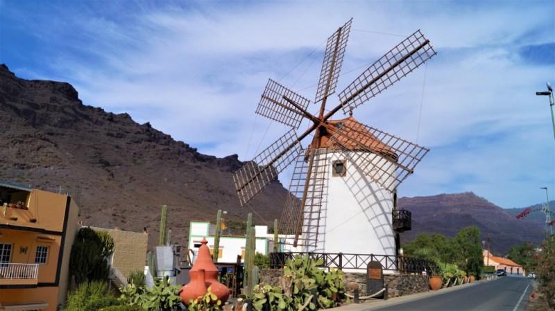 Molino de Viento - die Windmühle von Mogan